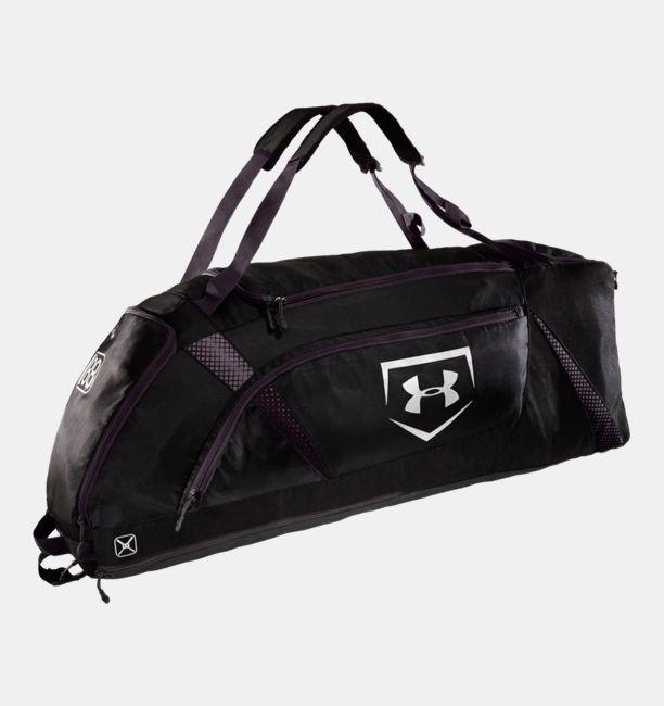 Ua Downtowner Baseball Bat Bag Black