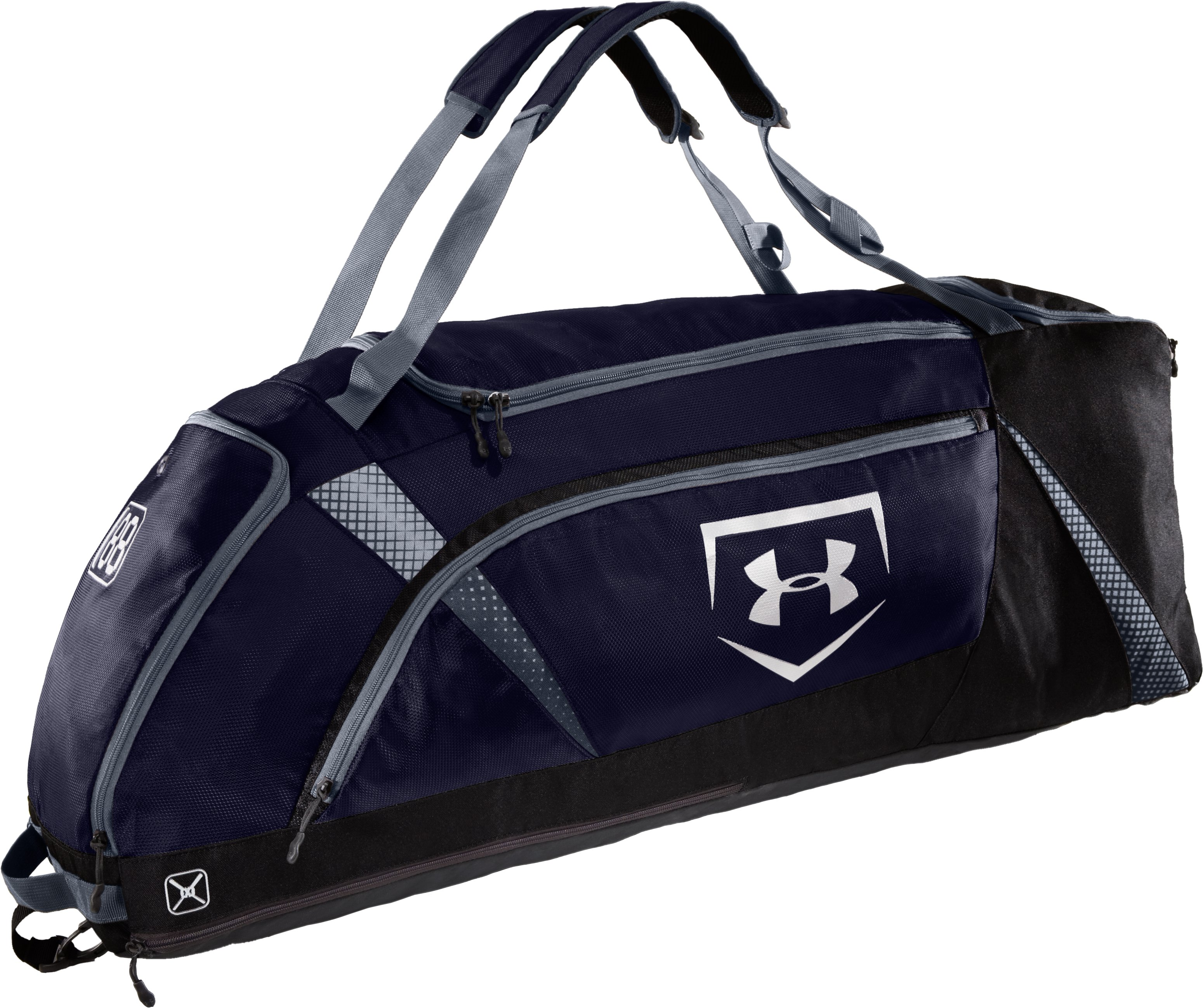 UA Downtowner Baseball Bat Bag, Midnight Navy
