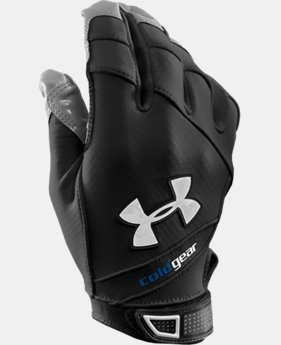 Men's ColdGear® Storm Football Gloves LIMITED TIME: FREE U.S. SHIPPING 1 Color $29.99