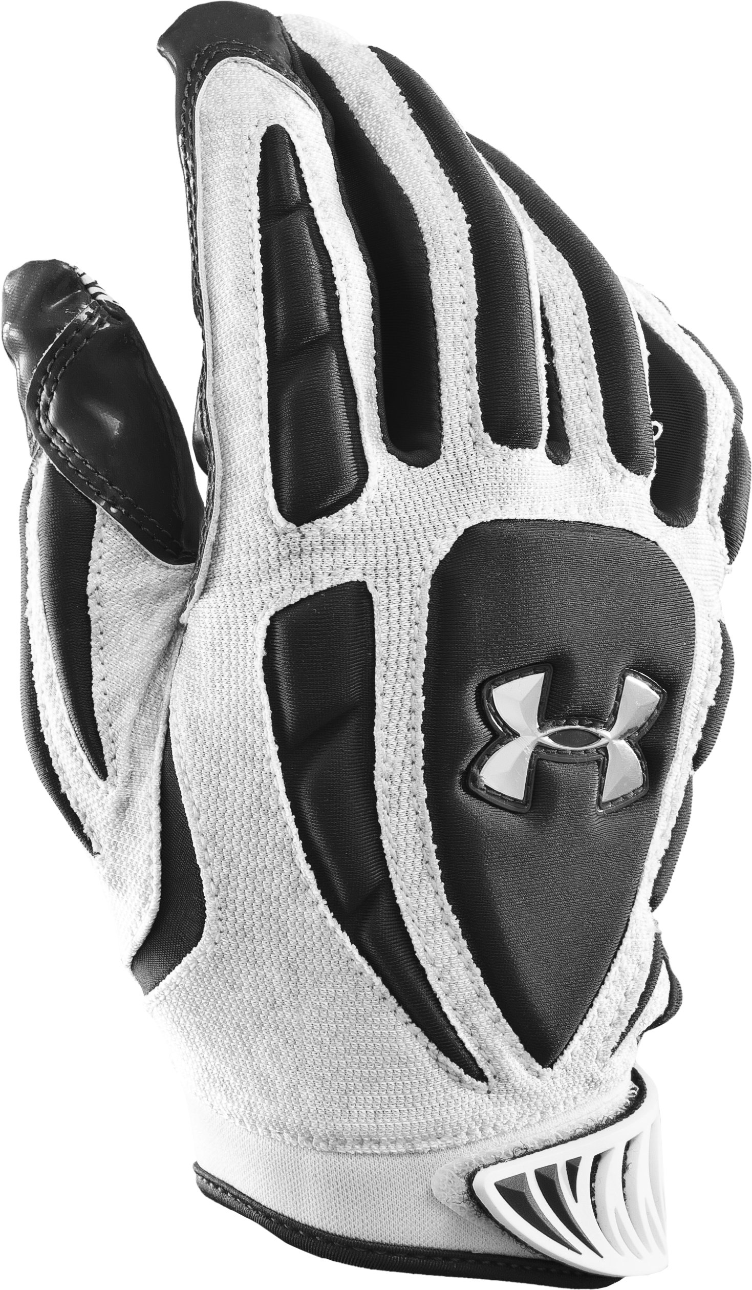 UA Fierce IV Glove, Black , zoomed image