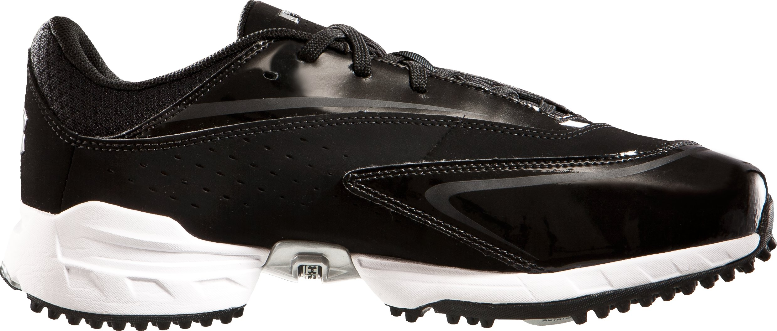 Men's UA Natural III Baseball Training Shoes, Black