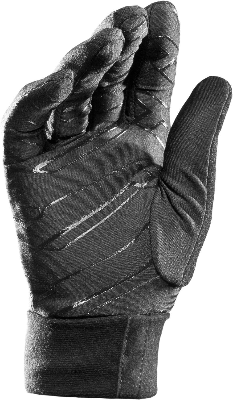 Men's UA Tactical Liner Gloves, Black