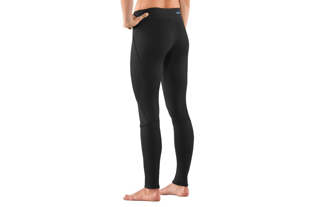 Women's UA Base™ 2.0 Leggings, Black , undefined