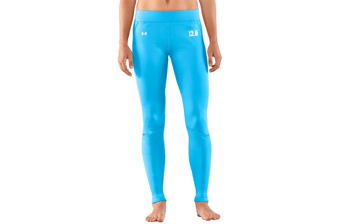 Women's UA Base™ 2.0 Leggings, Cortez, undefined