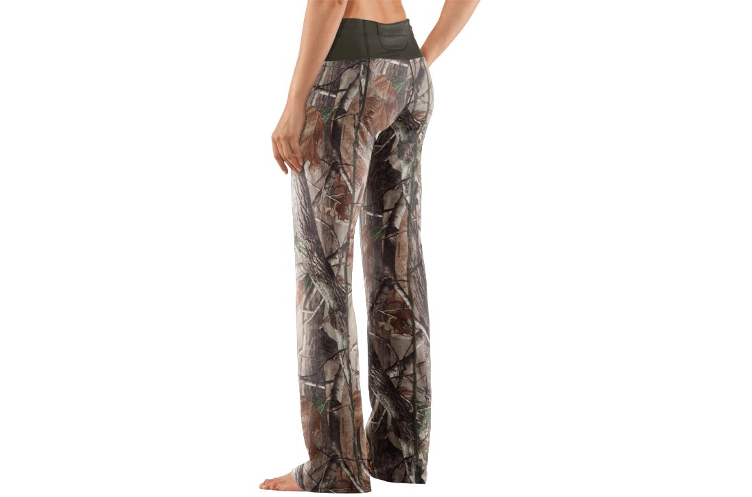 Women's EVO Scent Control Pant, Realtree AP, undefined