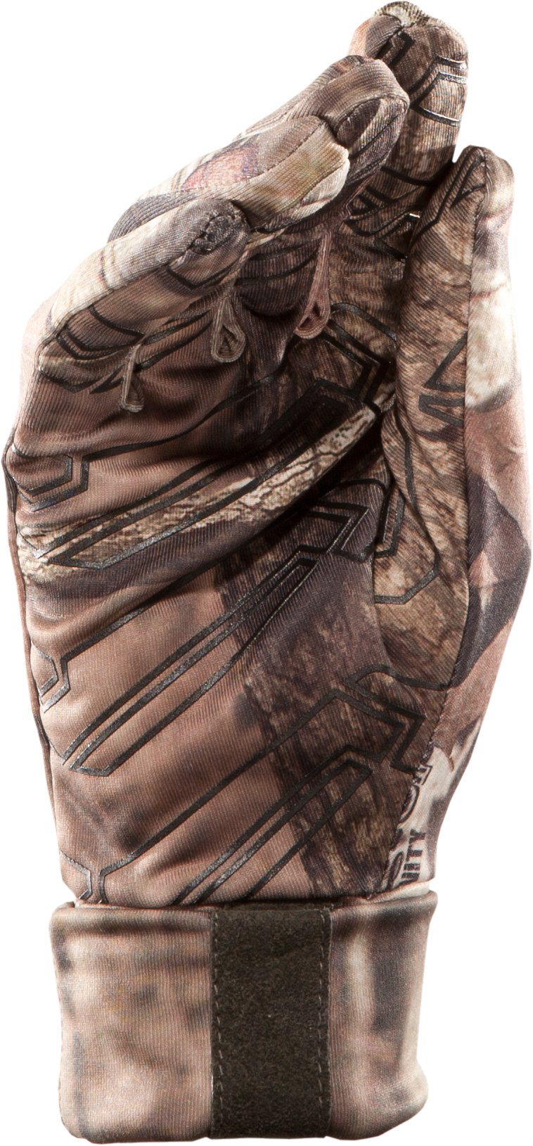 Women's UA Scent Control Glove, Mossy Oak Break-Up Infinity