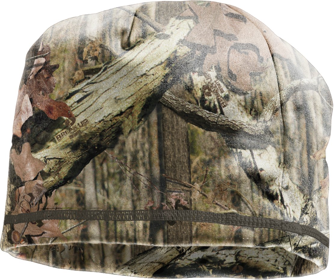 Men's UA Deadcalm Beanie, Mossy Oak Break-Up Infinity