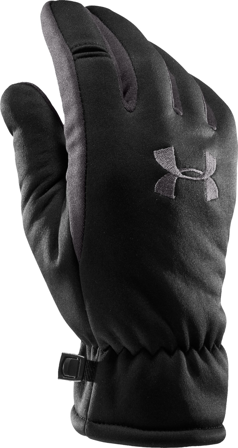 Men's UA Deadcalm Glove, Black , zoomed image