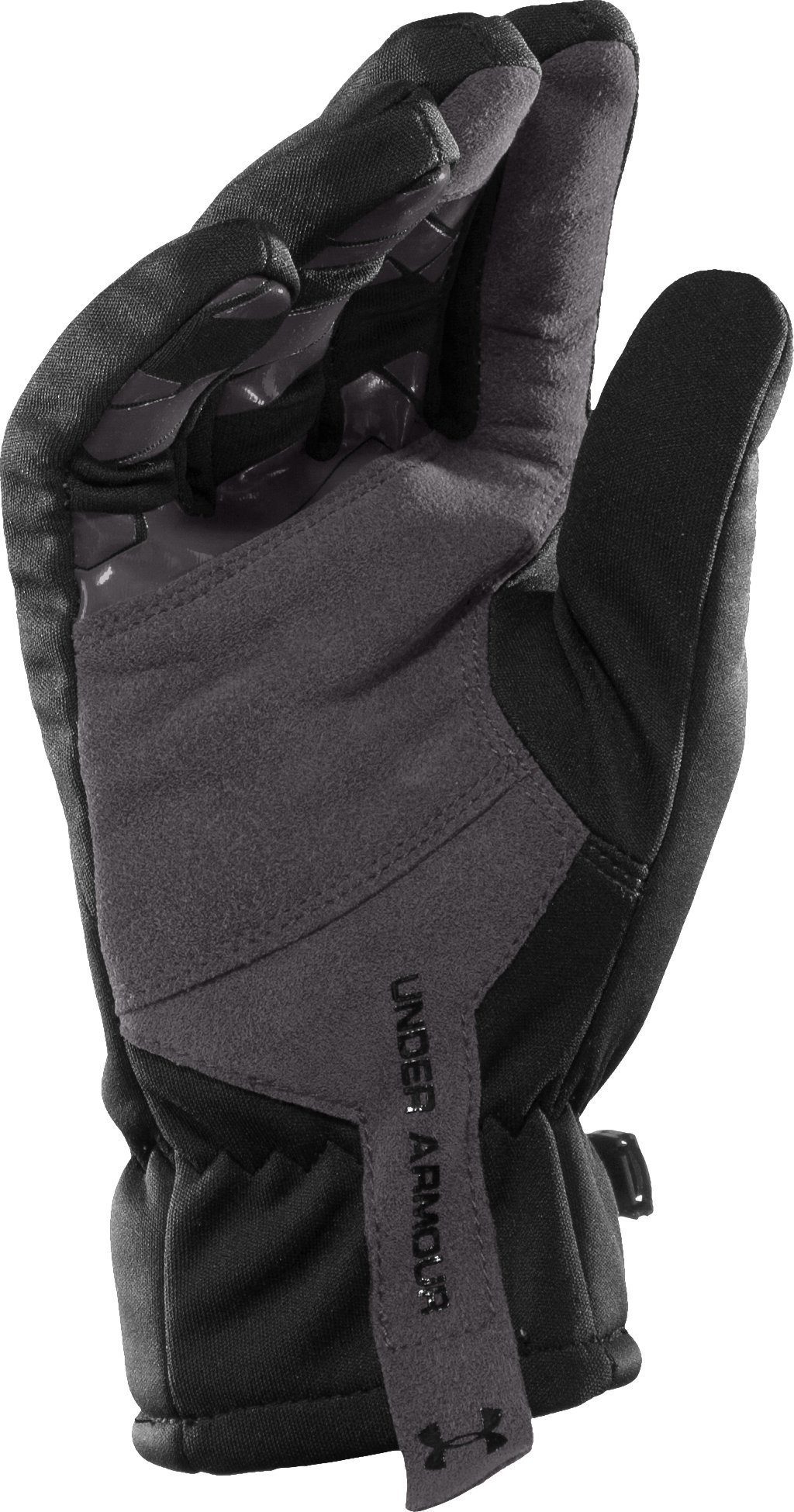Men's UA Deadcalm Glove, Black ,