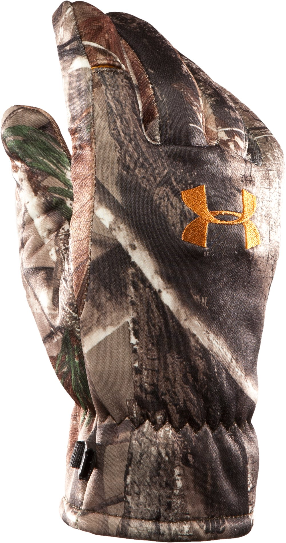 Men's UA Deadcalm Glove, Realtree AP, zoomed image