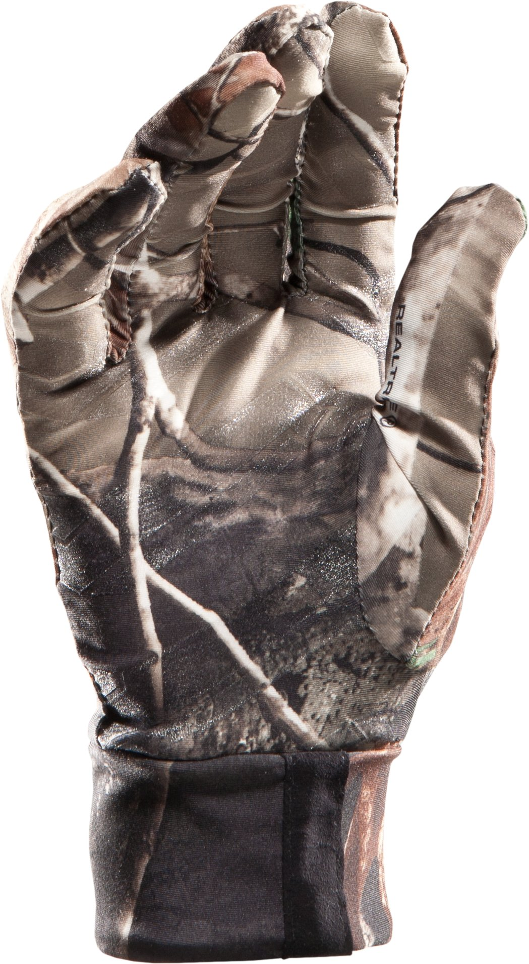Men's HeatGear® Camo Liner Glove, Realtree AP