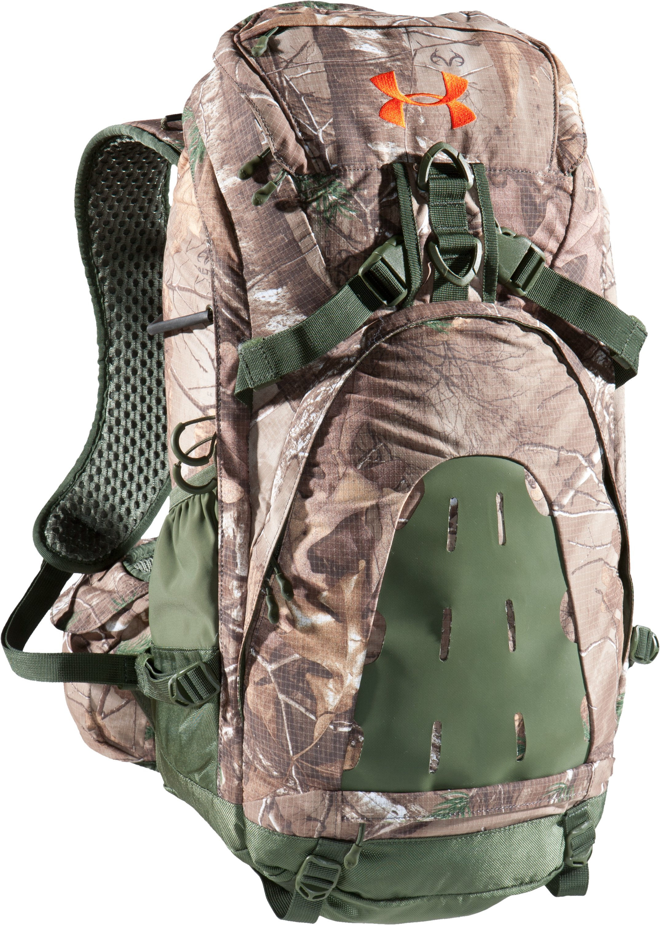 UA 1800 Camo Backpack, REALTREE AP-XTRA, zoomed image