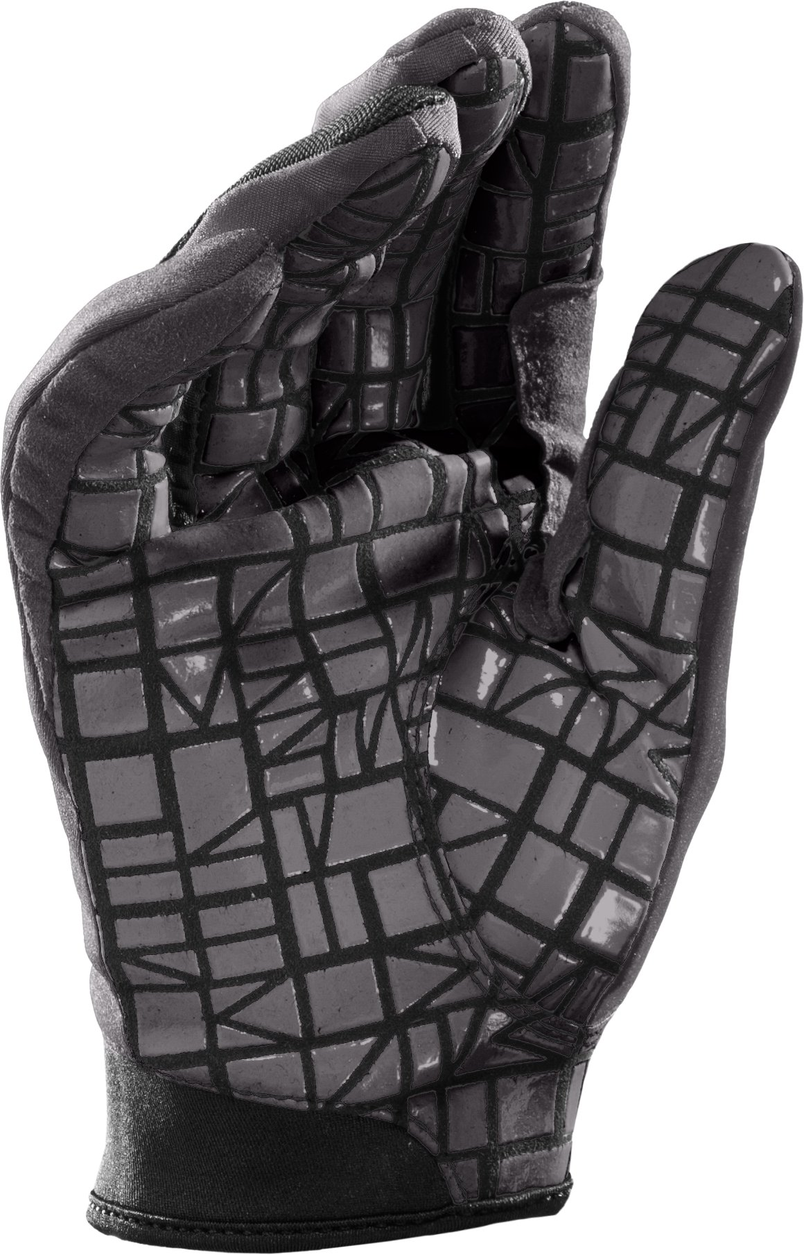 Men's UA Pipe Glove, Black