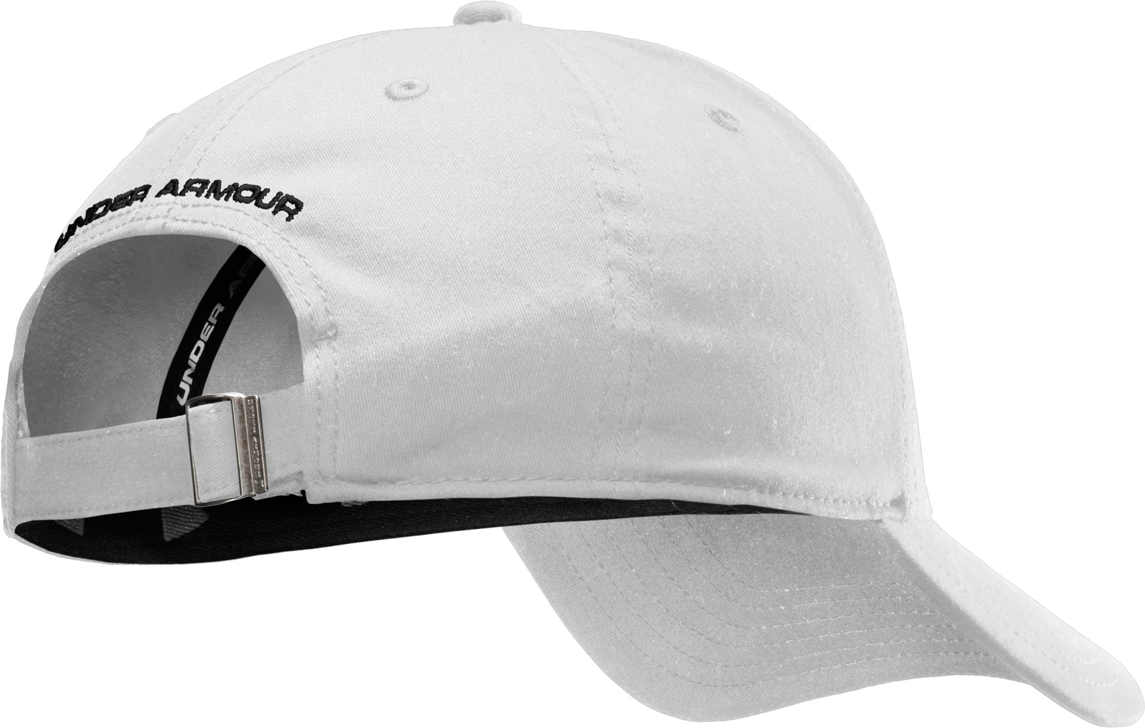 Men's Charged Cotton® Adjustable Cap, White