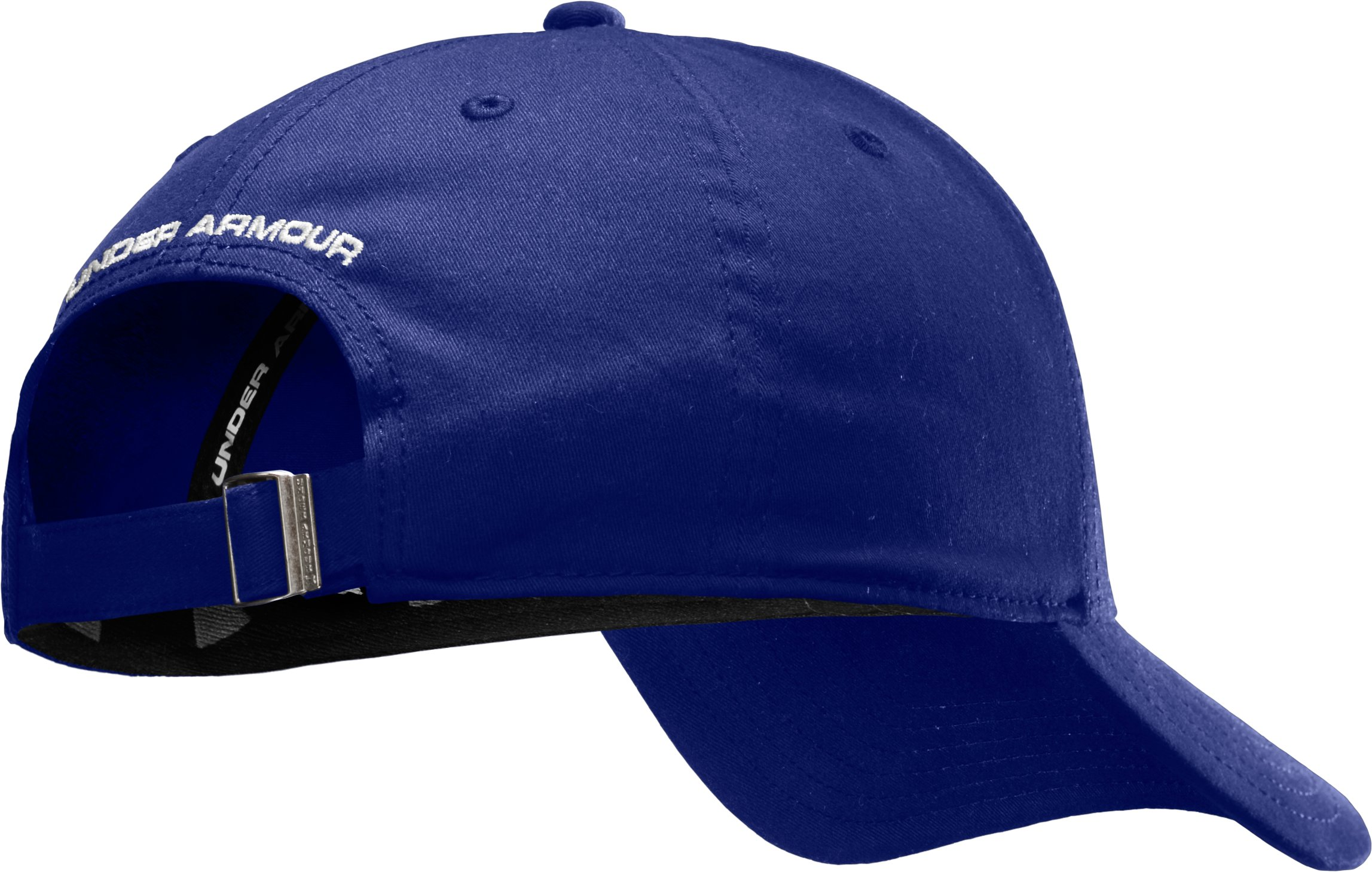 Men's Charged Cotton® Adjustable Cap, Royal