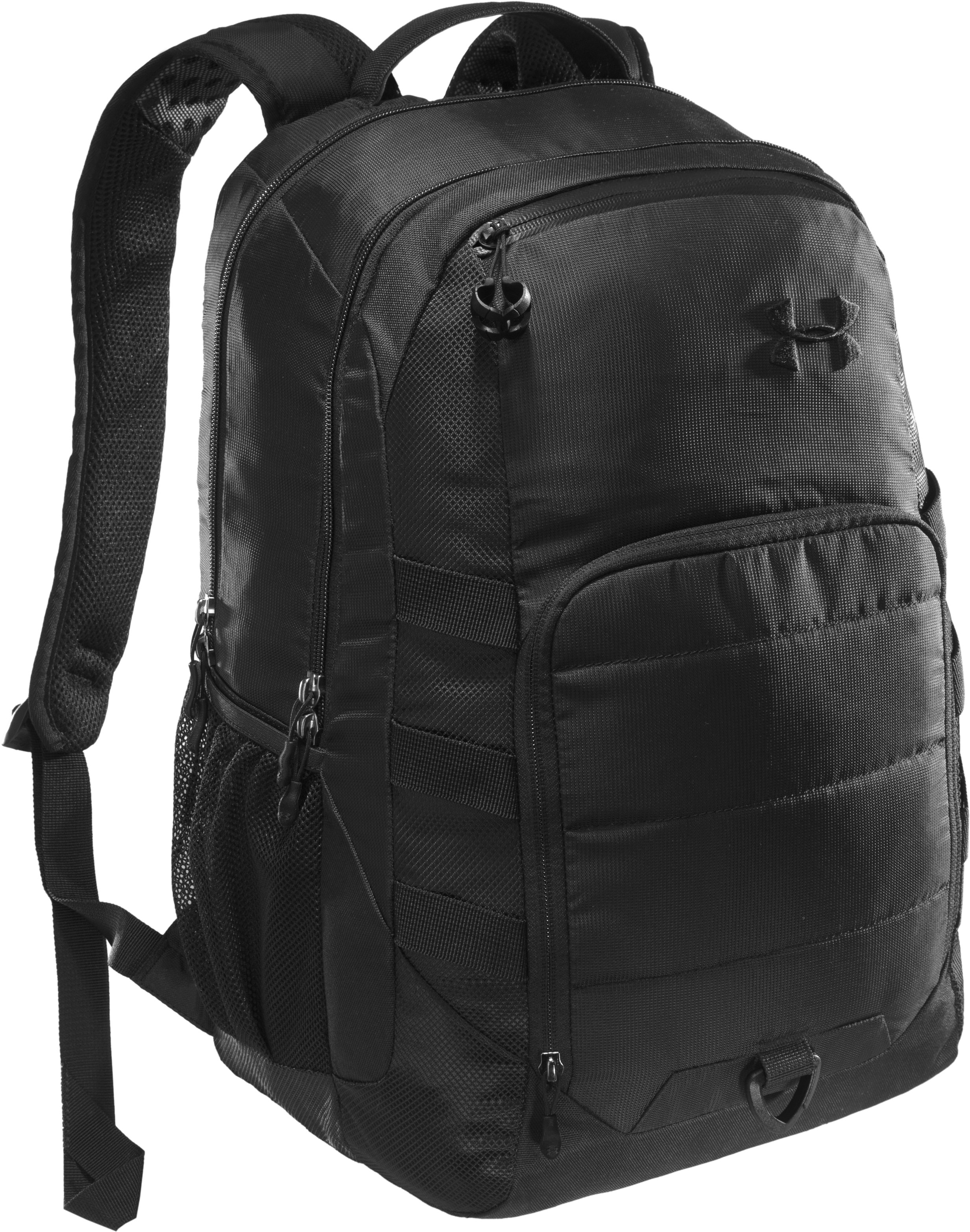 UA Renegade Backpack, Black