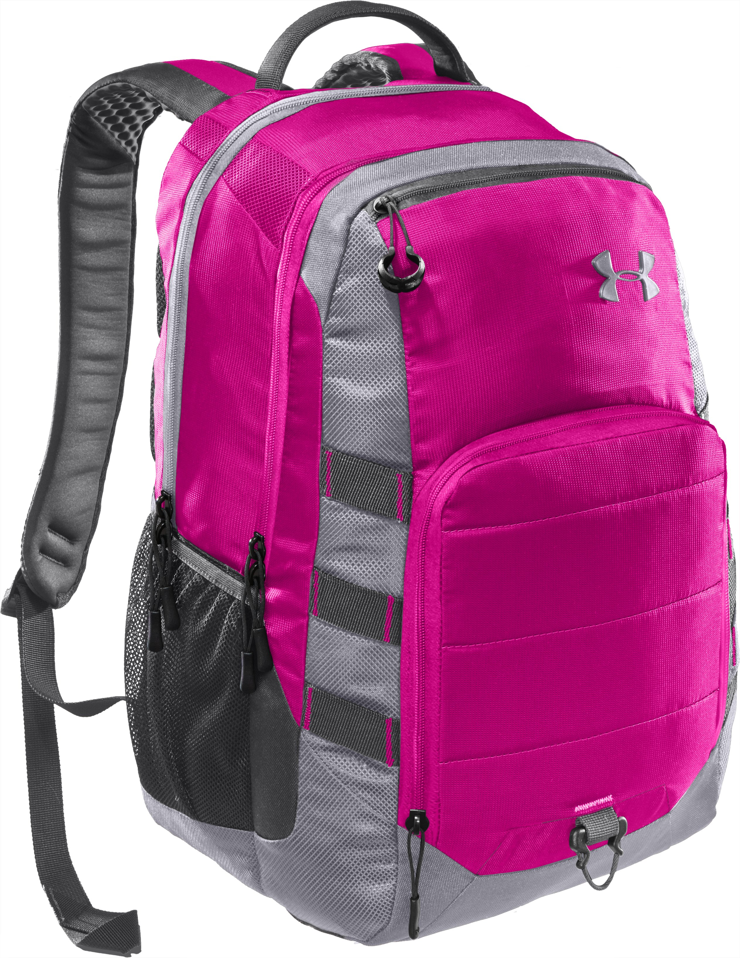UA Renegade Backpack, Tropic Pink