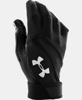 Kids' UA Clean Up IV Batting Gloves LIMITED TIME: FREE U.S. SHIPPING 1 Color $11.24