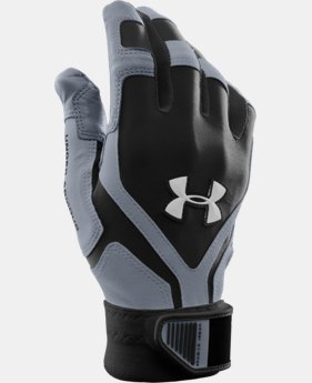 Kids' UA Cage Batting Gloves