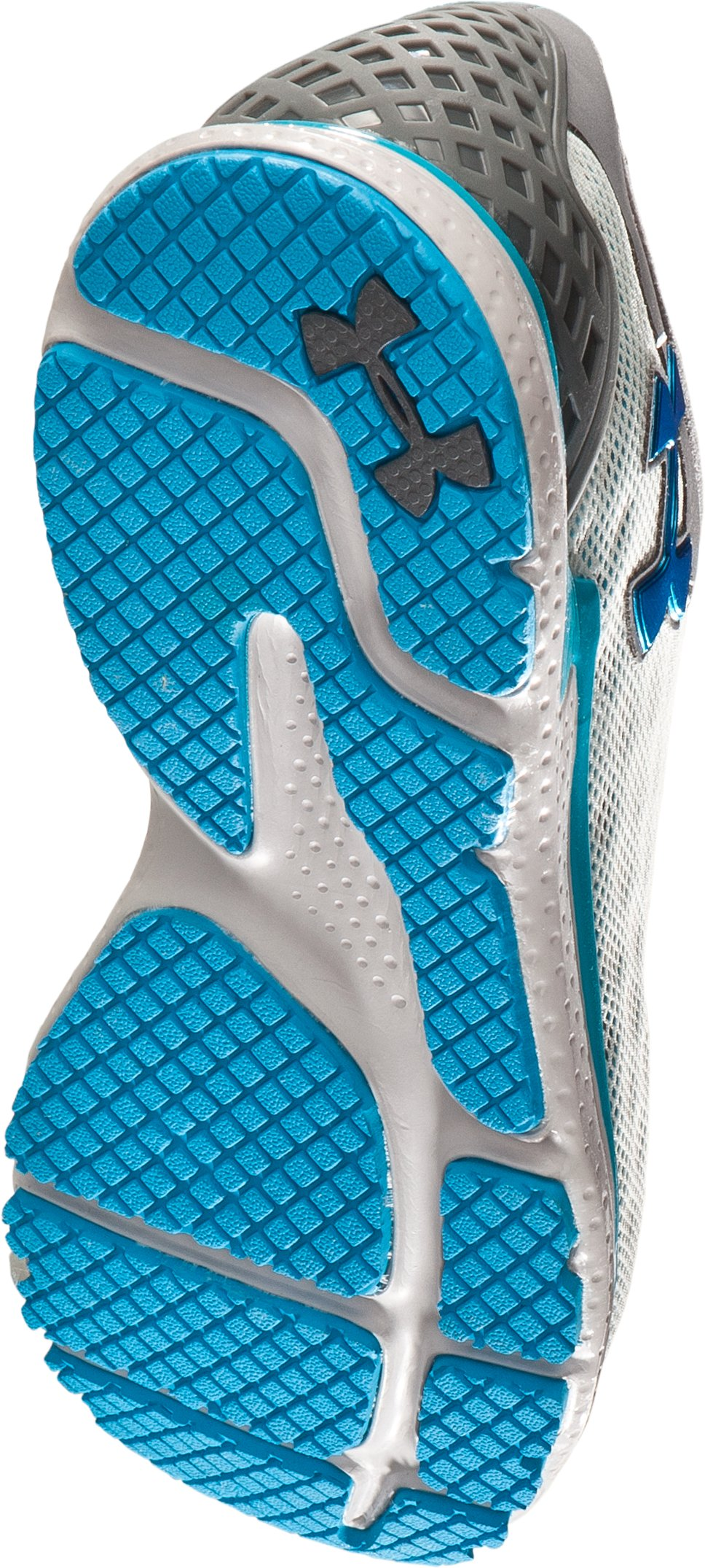 Women's UA Micro G® Running Shoes, Aluminum