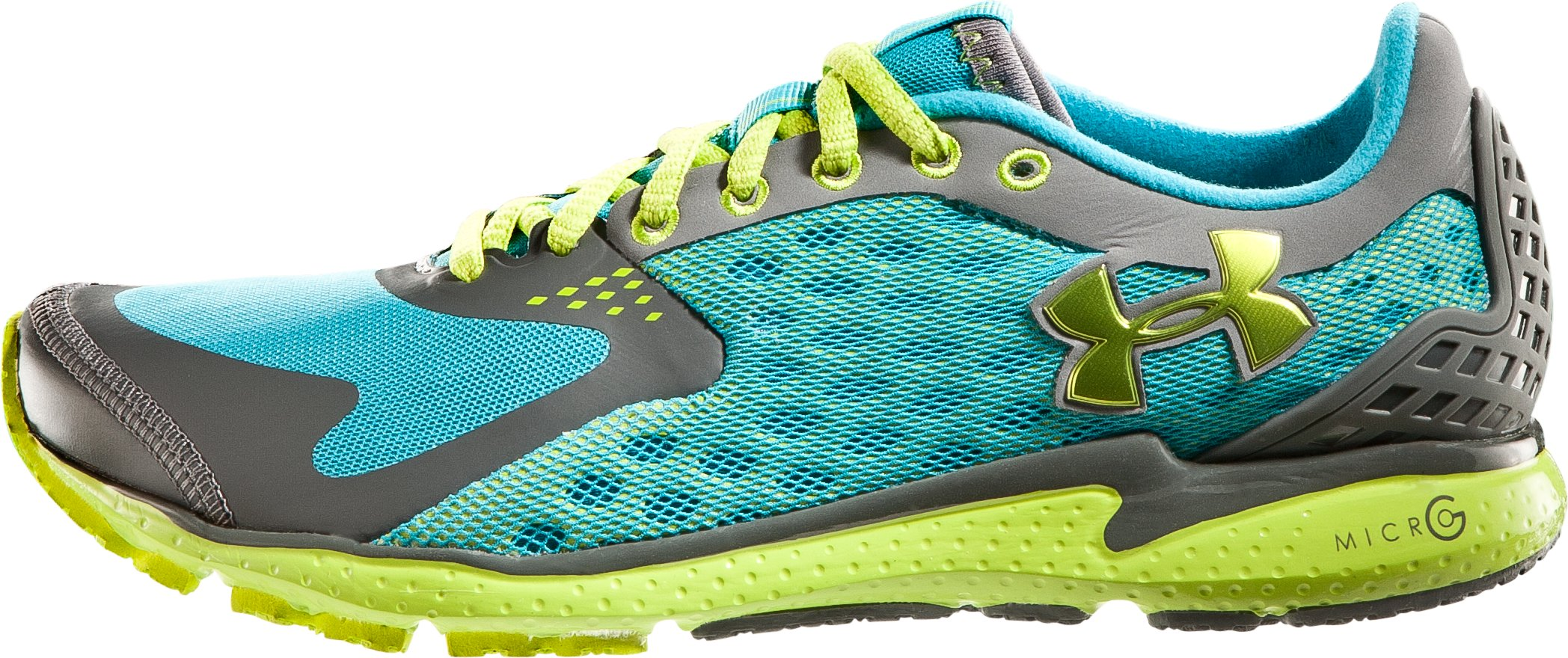 Women's UA Micro G® Running Shoes, Break, zoomed image