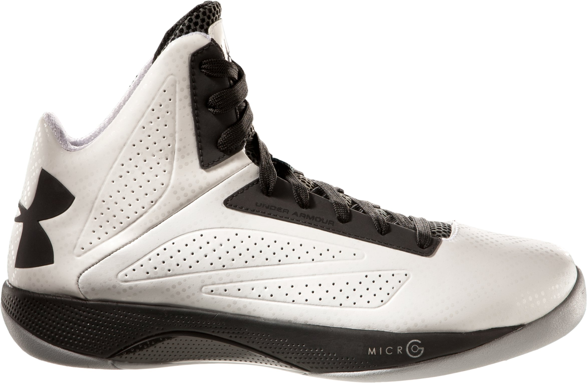 Men's Micro G® Torch Basketball Shoes, White