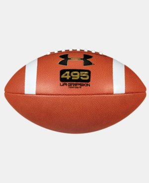 UA GRIPSKIN 495 Composite Football  1 Color $44.99