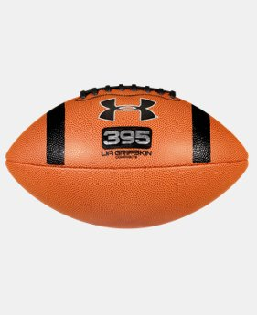 Official UA GRIPSKIN 395 Composite Football  1  Color Available $29.99