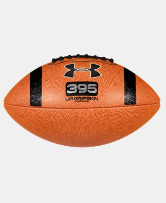 Official UA GRIPSKIN 395 Composite Football LIMITED TIME: FREE U.S. SHIPPING 1 Color $24.99