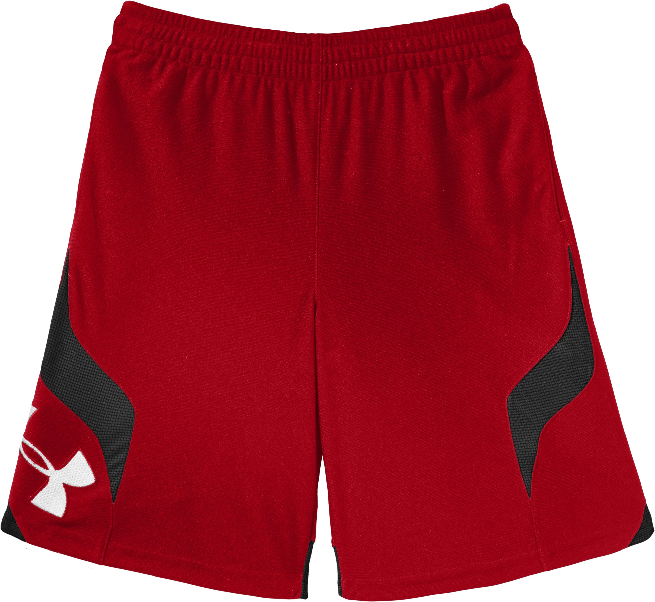 Boys' 4-7 UA Valkyrie Shorts, Red