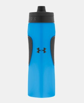 UA Illusion 24 oz. Squeezable Bottle with Quick Shot Lid   $14