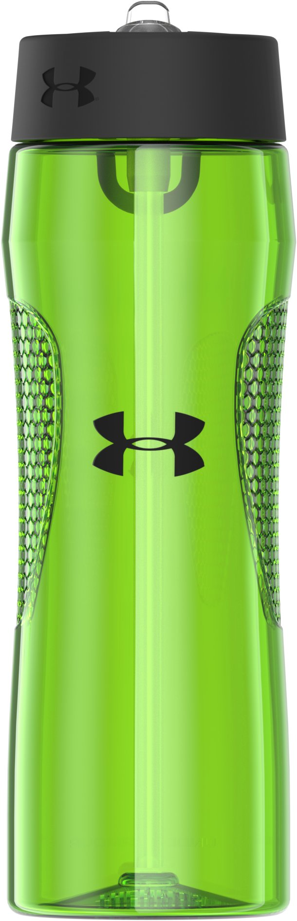 Elevate 22 oz. Tritan Bottle with Straw Top, HYPER GREEN