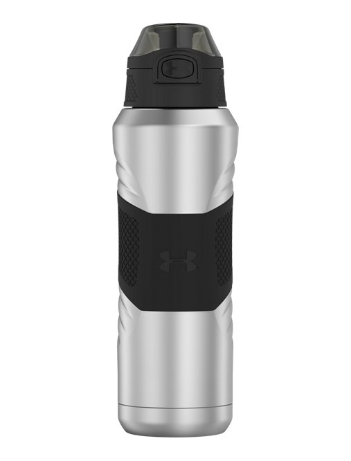 27d09e2713 This review is fromUA Dominate 24 oz. Vacuum-Insulated Water Bottle with  Flip Top Lid.