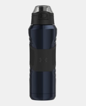 Vacuum-Insulated Water Bottle with Flip Top Lid f28dfdda6