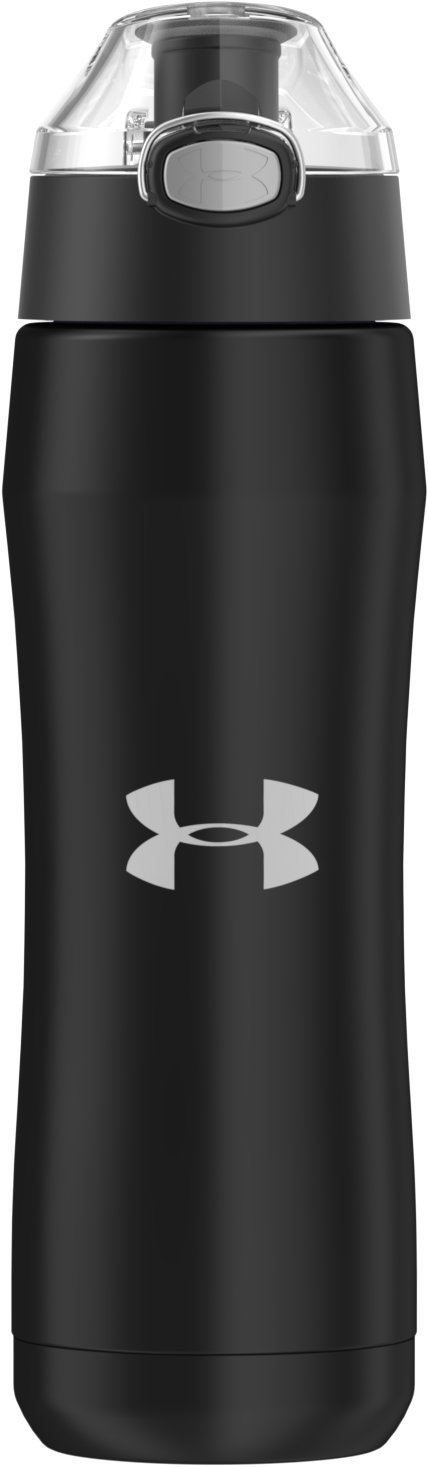 Beyond 18 oz. Vacuum Insulated Water Bottle, Black , zoomed image