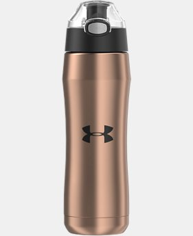 Best Seller UA Beyond 18 oz. Vacuum Insulated Water Bottle  7  Colors Available $27.99 to $28