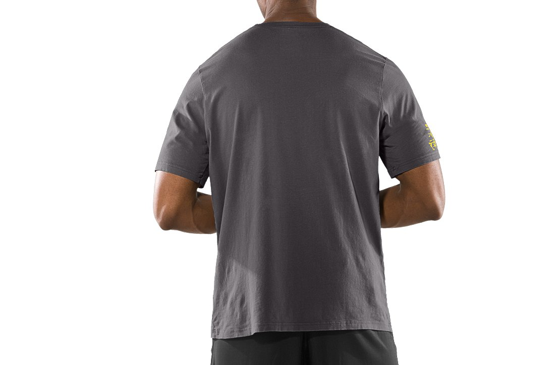 UA GSP Imagery Tee, Charcoal