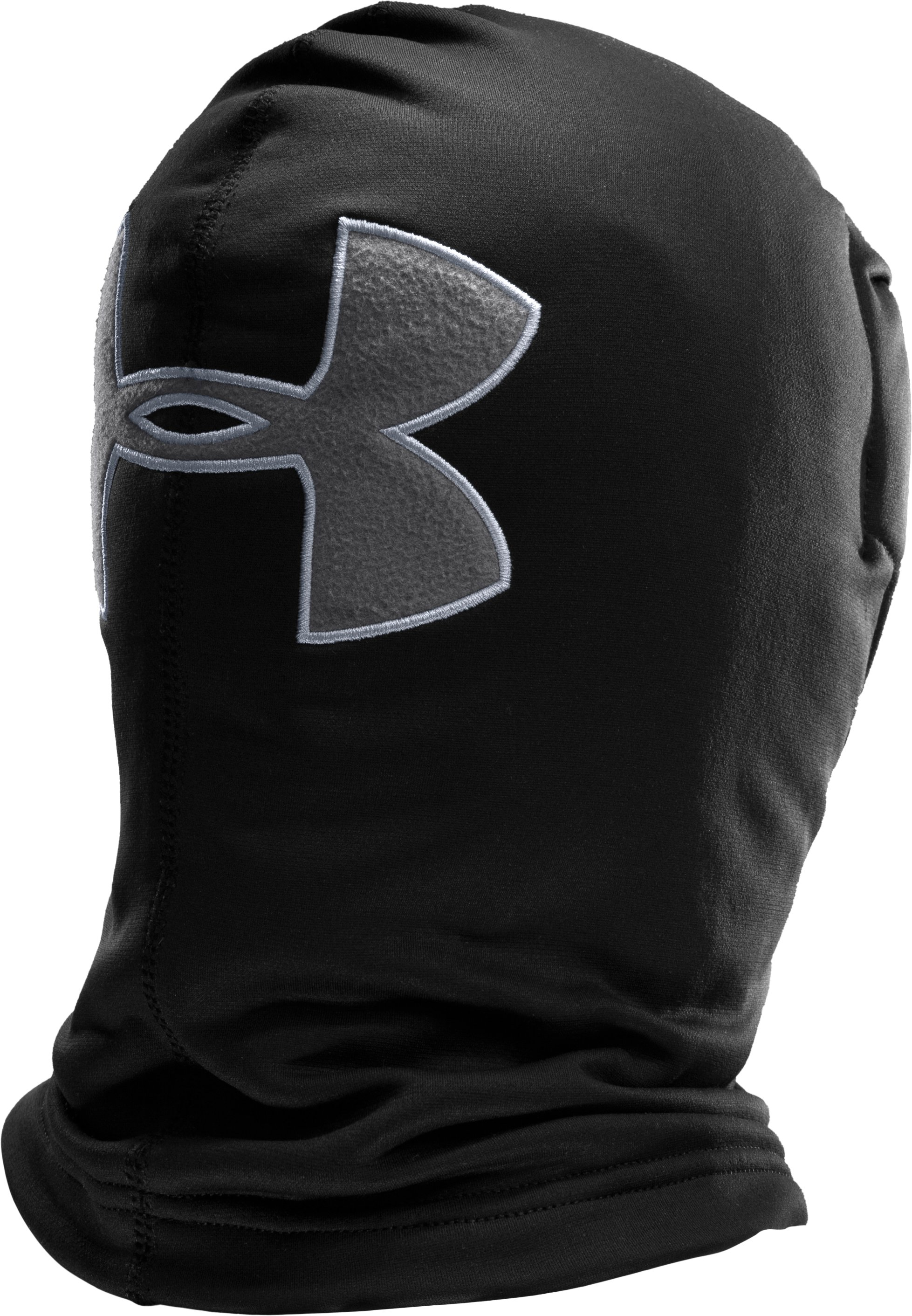 Youth Armour® Fleece Hood, Black