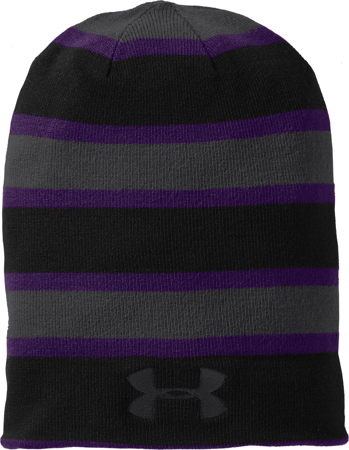 Men's UA Switch It Up Beanie, Purple, undefined