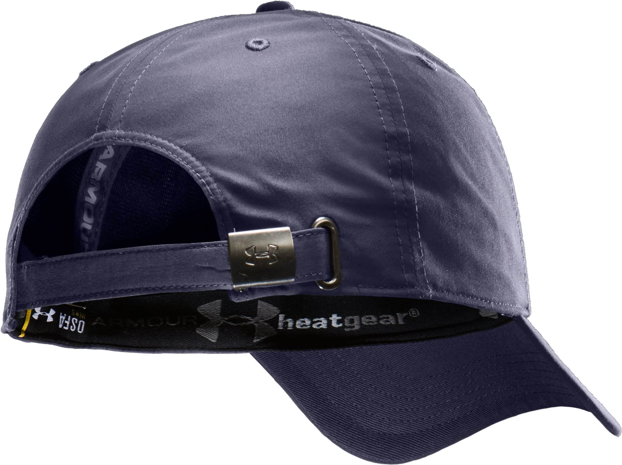 Men's UA Perf Adjustable Cap, Midnight Navy