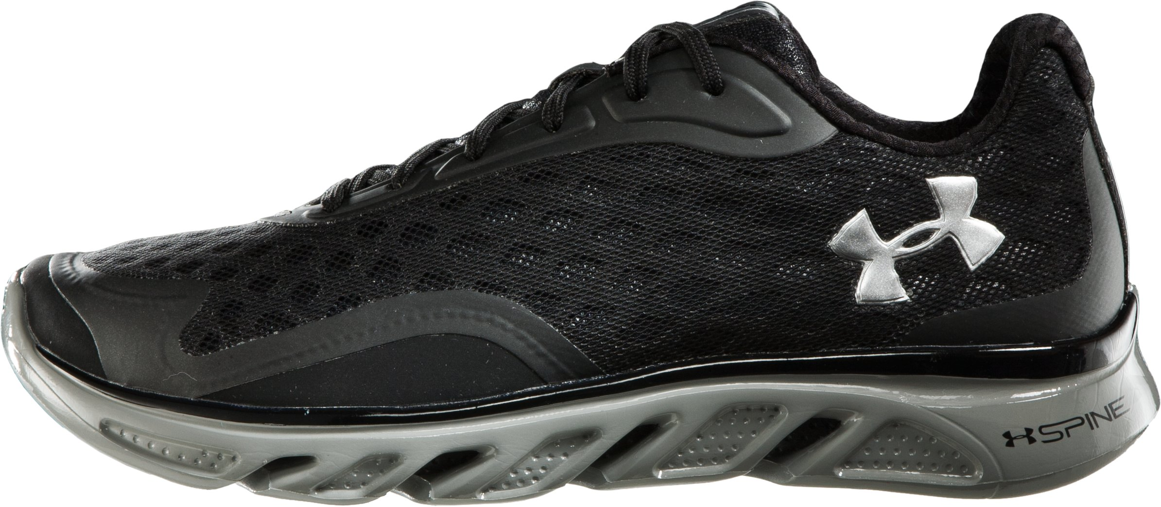 Men's UA Spine™ RPM Running Shoes, Black , undefined