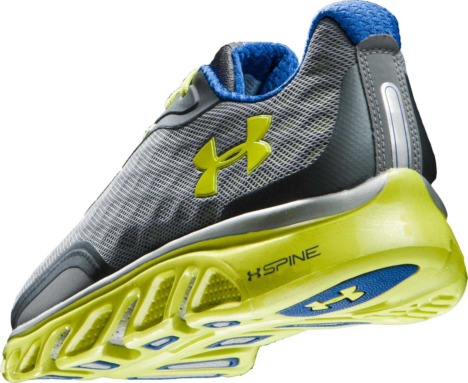 Men's UA Spine™ RPM Running Shoes, Graphite,
