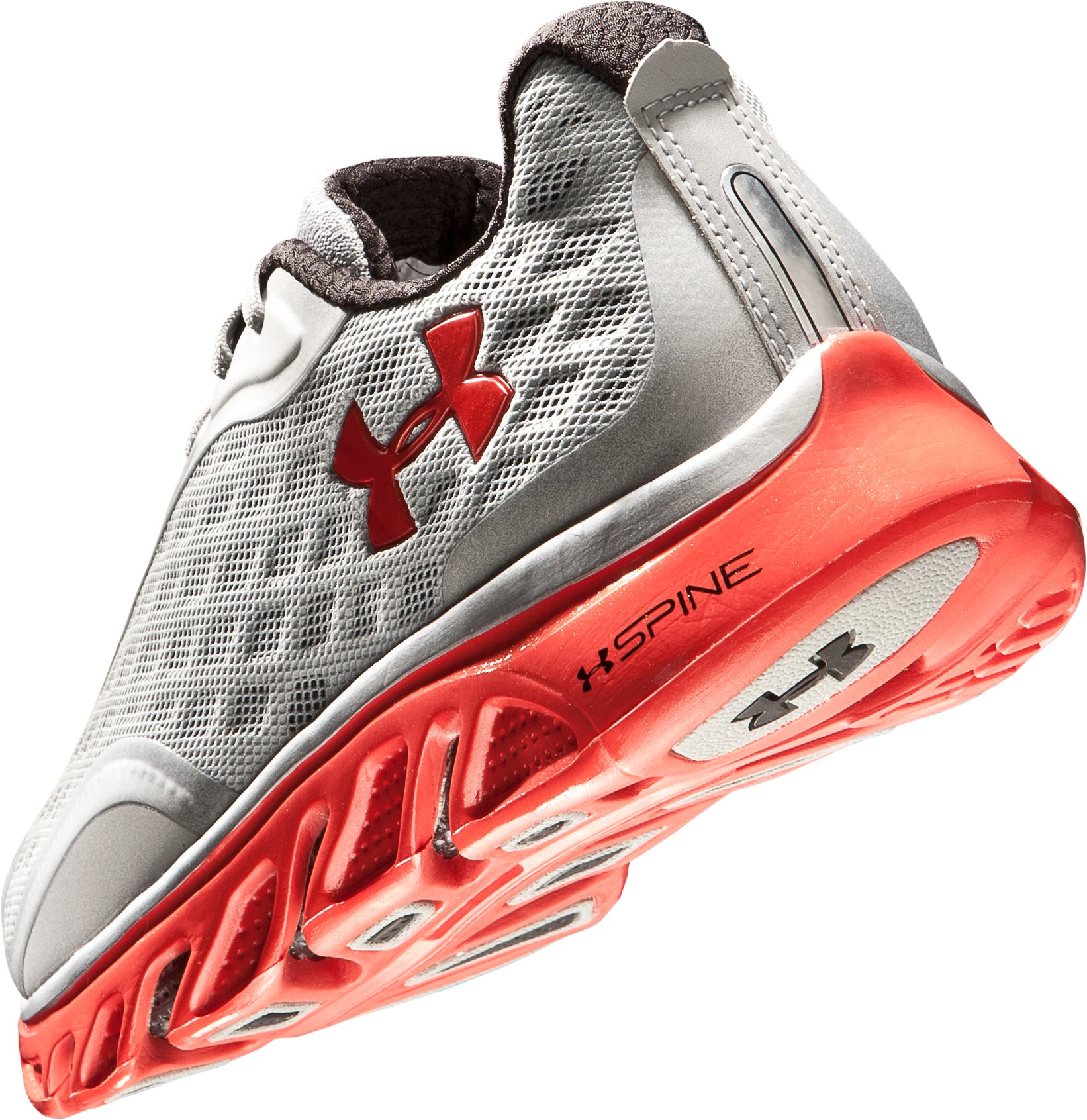 Men's UA Spine™ RPM Running Shoes, Metallic Silver