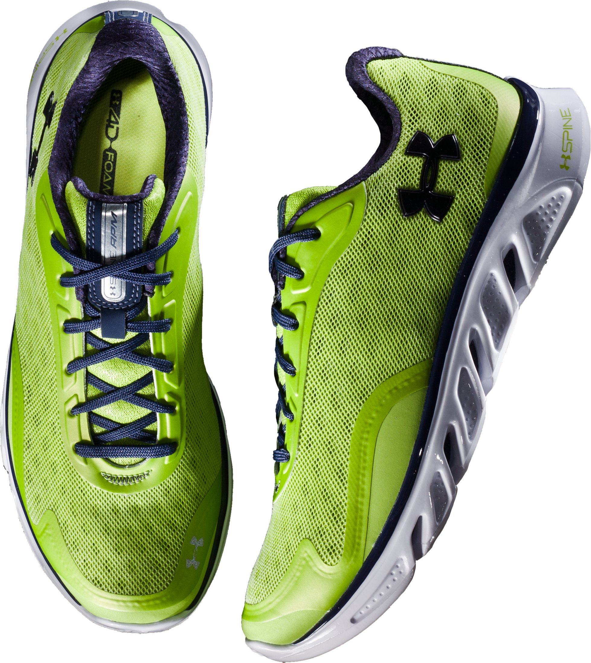 Men's UA Spine™ RPM Running Shoes, Fusion, undefined