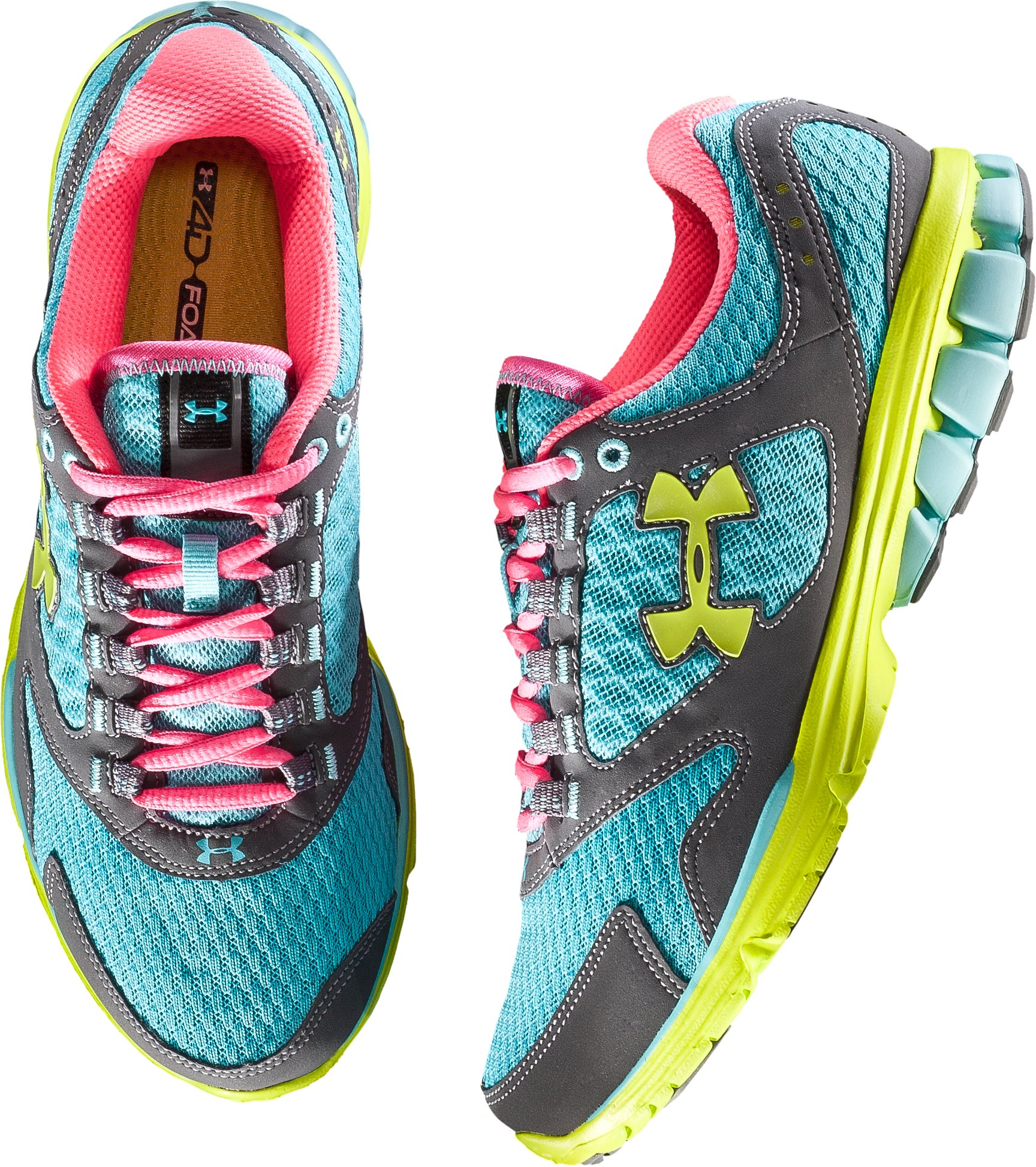 Women's UA Assert II Running Shoe, Flow, undefined
