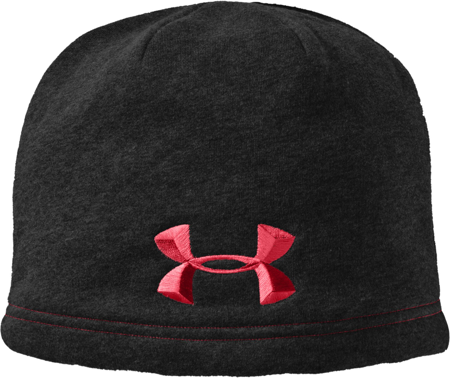 Men's UA Storm Beanie, Black , zoomed image
