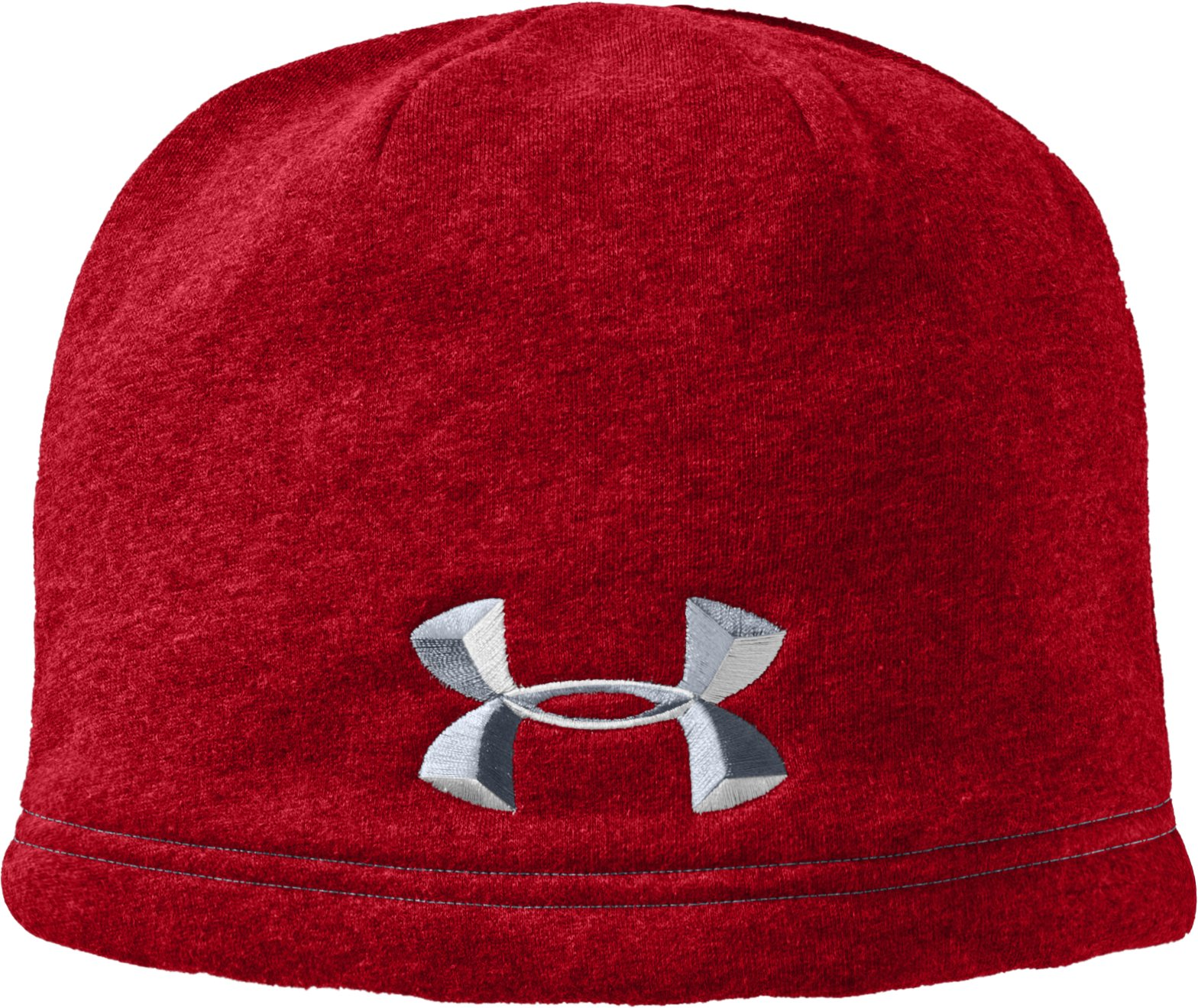 Men's UA Storm Beanie, Red