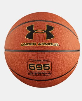 UA 695 Indoor Basketball LIMITED TIME: FREE U.S. SHIPPING 1 Color $59.99