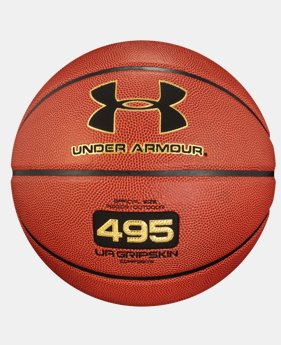 UA 495 Indoor/Outdoor Basketball   $30