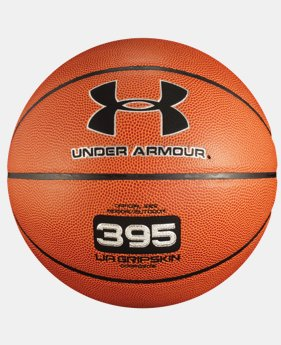 UA 395 Indoor/Outdoor Basketball   $25
